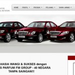 Website Support system FM GROUP atau FM DCI