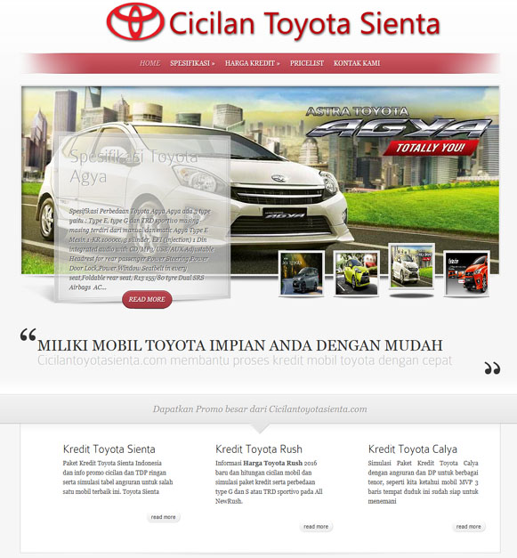 website-dealer-mobil