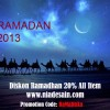 Diskon Ramadhan 20% All Item