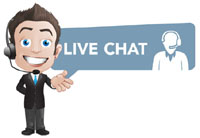 Live Chat Website