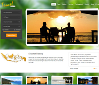 Website Travel B